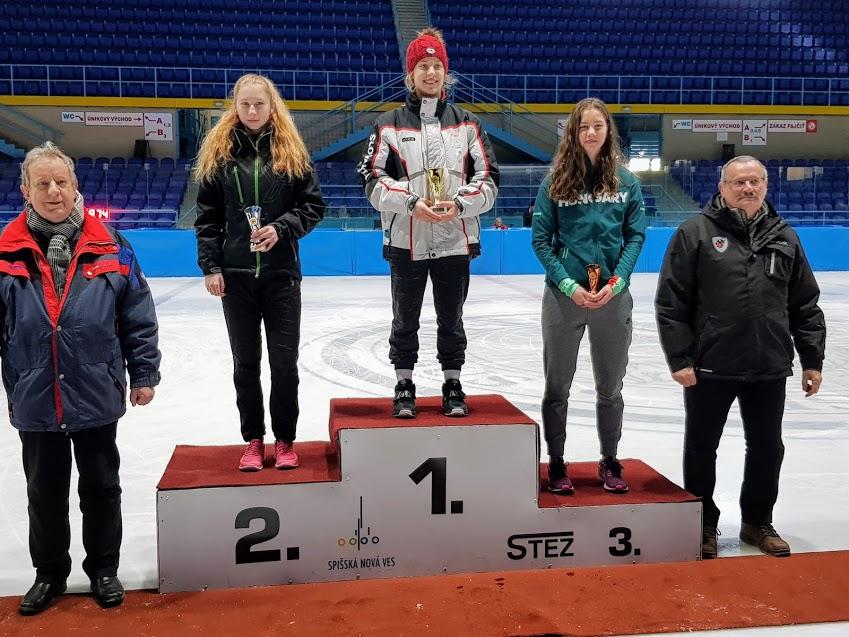Európsky pohár, skupina Danubia 4. kolo – Slovak Open 2017 , Spisska Nova Ves, SVK, 15.12. – 17.12.2017