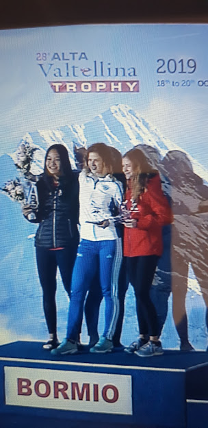 Lucia Filipová víťazkou 28. ALTA VALTELLINA TROPHY - Bormio, Italy - 18-20 October 2019